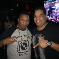 Attorney Juan LaFonta Meeting Mannie Fresh