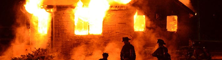 House fire and firefighters, burn victims lawyer in New Orleans